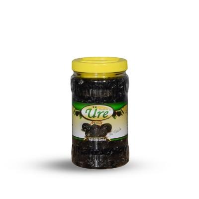 Üre Yağlı Sele(Az Tuzlu) Siyah Zeytin 1kg.